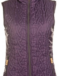 Paris Gilet Purple