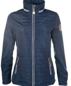 Queens Jacket Navy